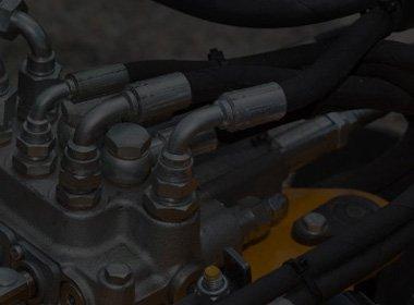 Hydraulikschlauch Service